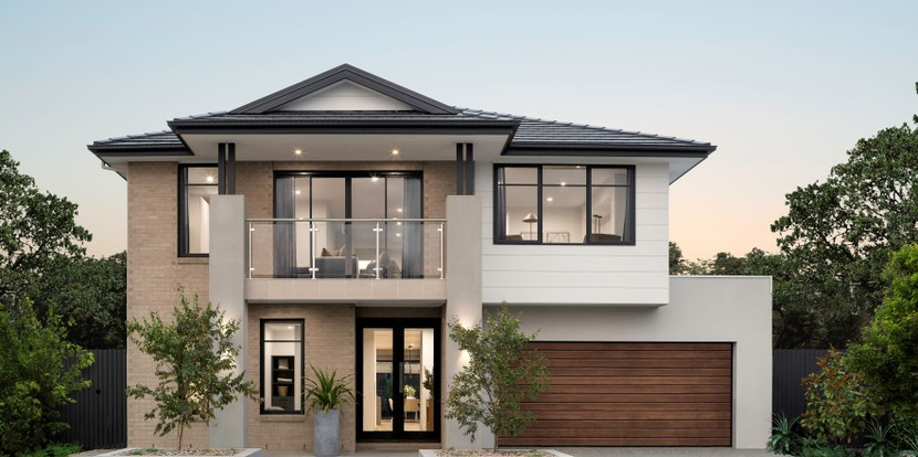 Picture of Balmoral 443 house model