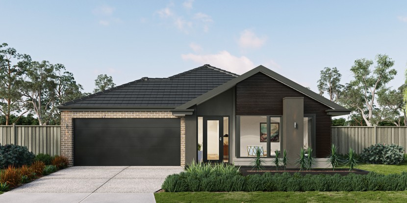 Picture of Whittlesea 25 house model