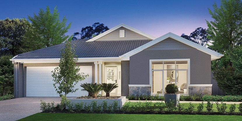 Picture of Kew 27 house model