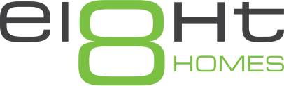 Logo for builder Eight Homes
