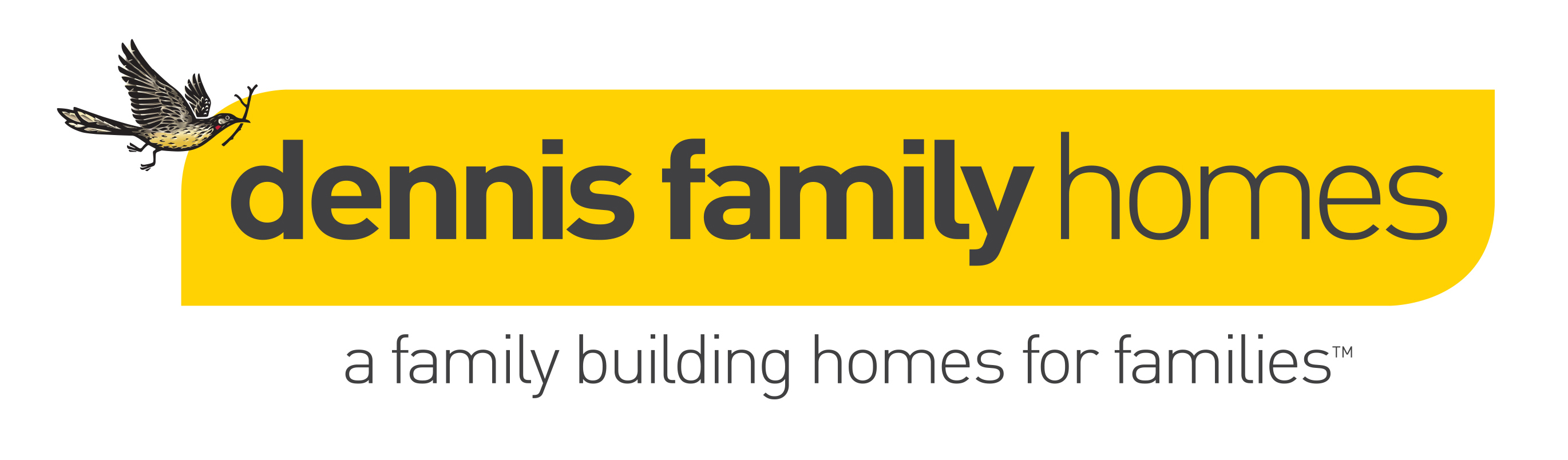 Logo for builder Dennis Family Homes