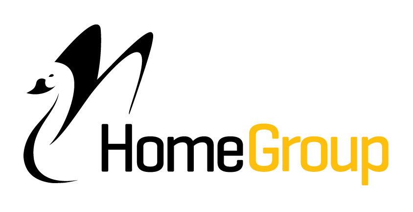 Logo for builder Home Group