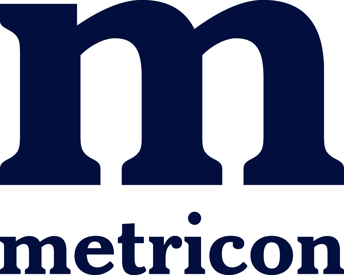 Logo for builder Metricon