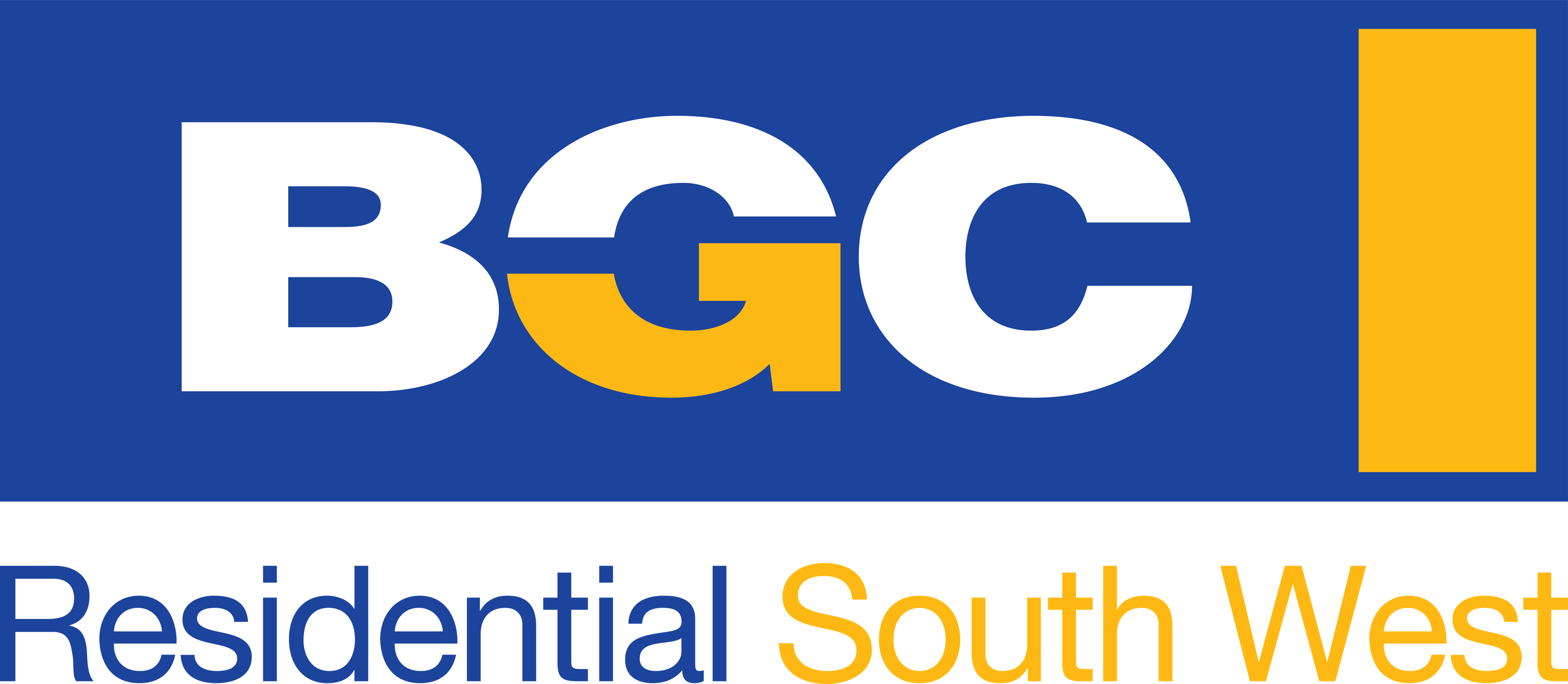 Logo for builder BGC Residential