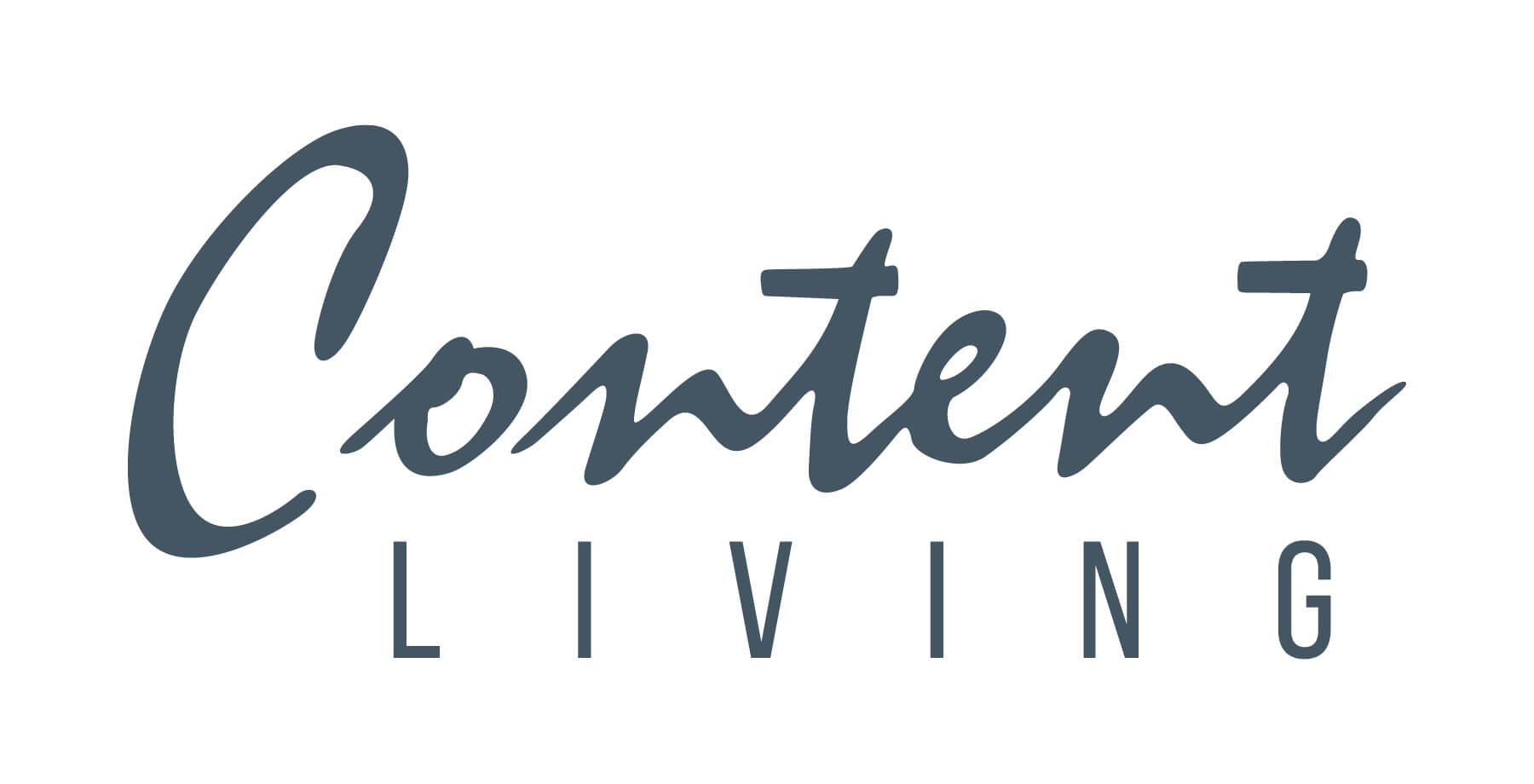 Logo for builder Content Living