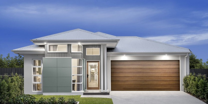Picture of Balmoral 218 house model