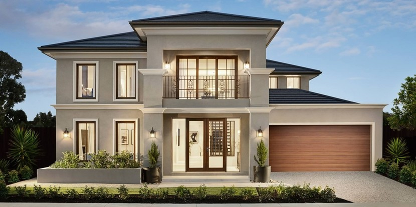 Picture of Astoria 52 house model